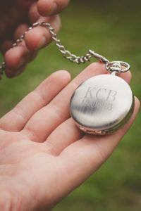 grooms pocket watch