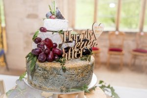 stilton wedding cake