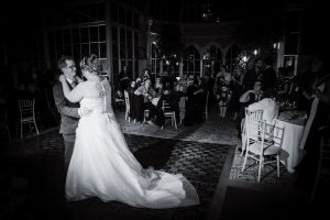 first dance at tortworth court