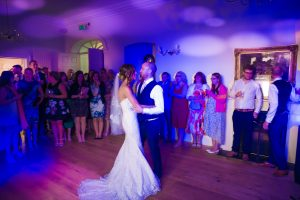 wedding photography first dance
