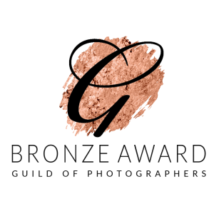 Guild of photographer bronze award